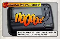 HIPAA Compliant pagers