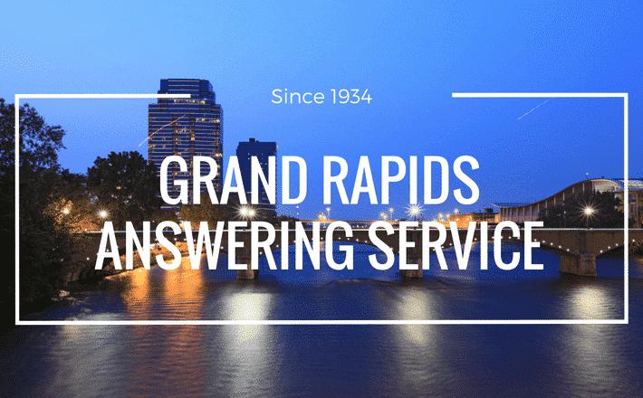 Grand Rapids Answering Service