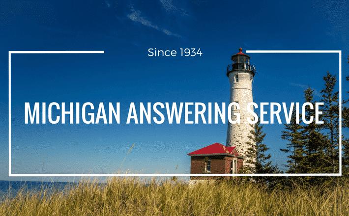 Michigan answering service
