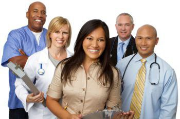 Offering medical answering services