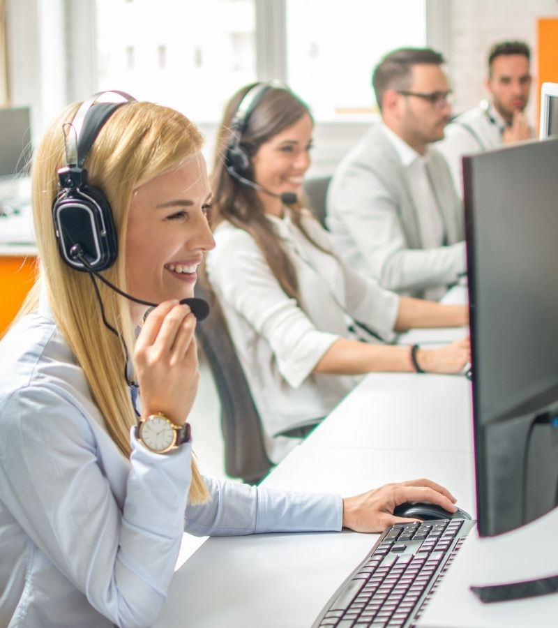 Virtual Receptionist Features