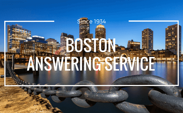 I need a Boston Answering Service