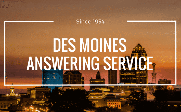 Des Moines Answering Service