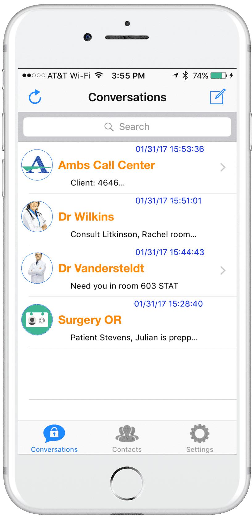 HIPAA compliant text messaging