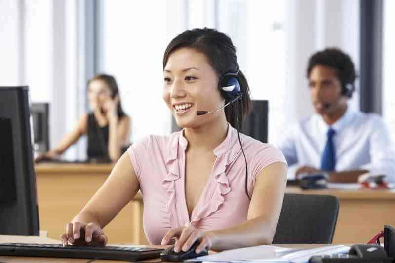Customer Satisfaction With a Call Center
