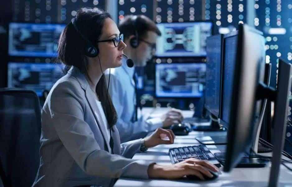 Information Technology Answering Service Features