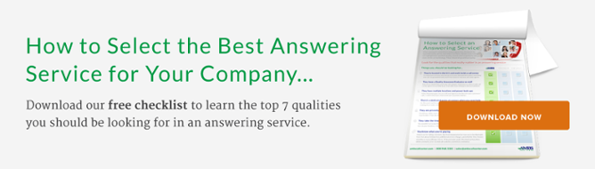 How to select an Answering Service