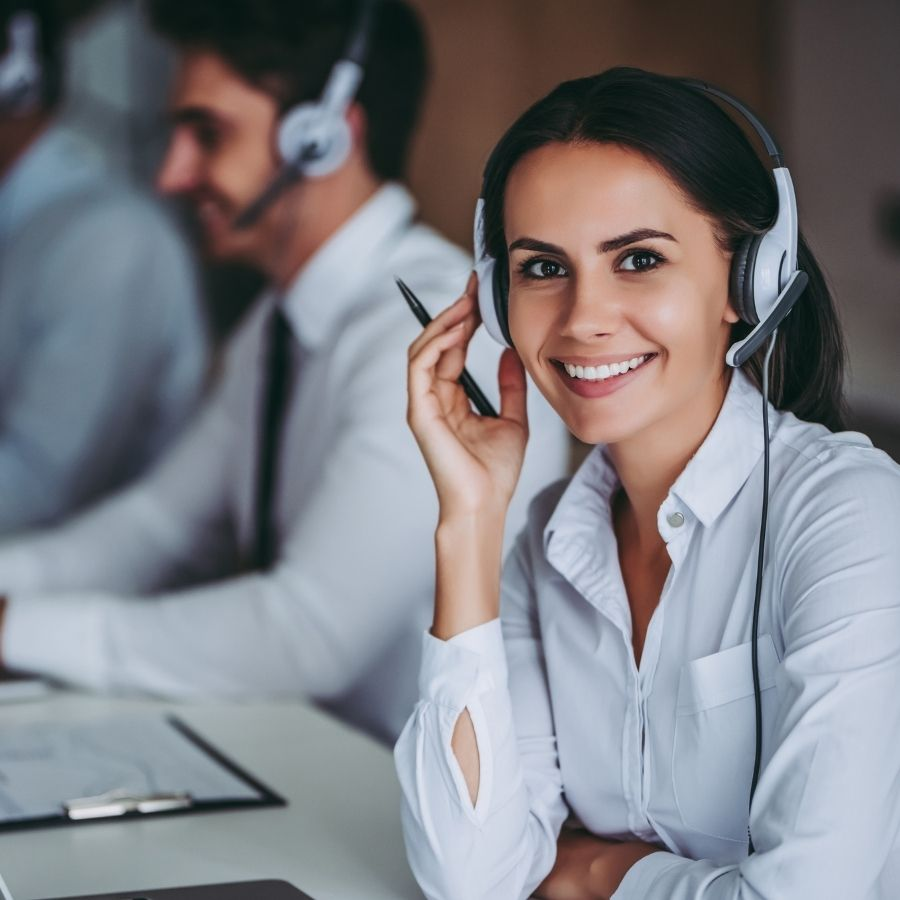 answering service training