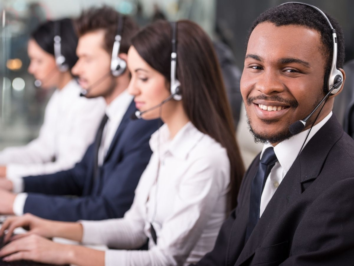 Answering Service Messages Delivery Options